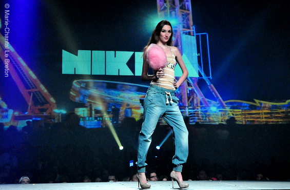 Nikita Clothing Fashion Jam 2012