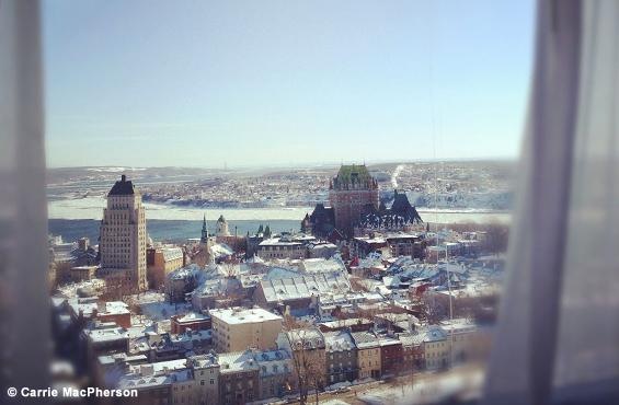 Quebec Vieille Capitale hotel hilton