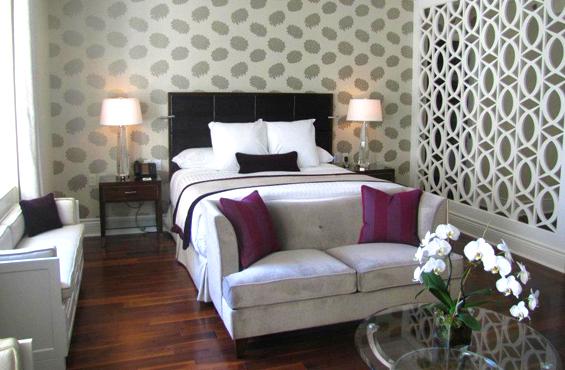 Ritz Carlton Montreal Junior suite