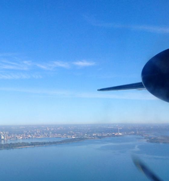 Deux jours à Toronto
