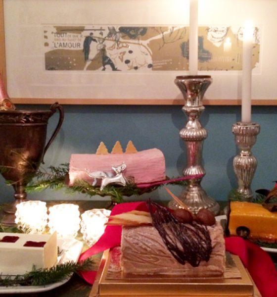 5 bûches fabuleuses pour le temps des fêtes