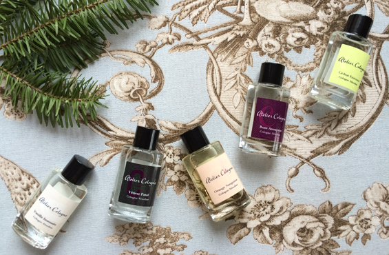 Atelier Cologne mini collection