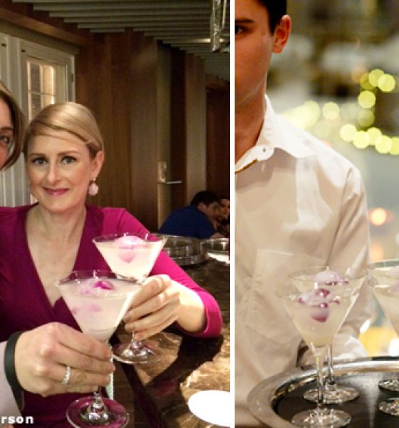 (English) An elegant meal at Maison Boulud