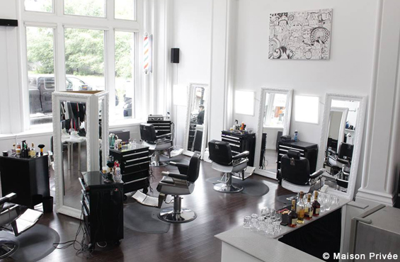 Maison Privee barbershop