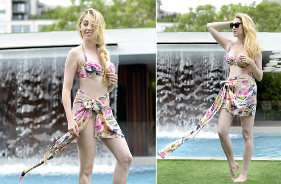 SHAN Charlotte Bikini
