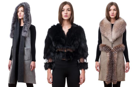 Maison Elama fur fashion