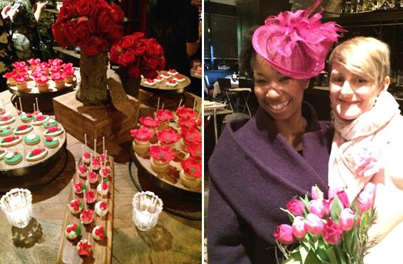 Bridal Boudoir desserts