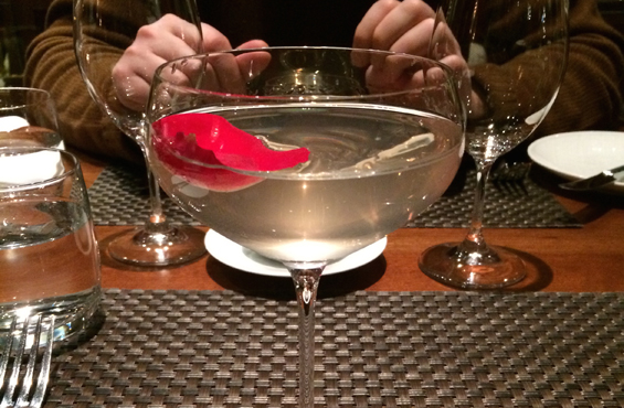 Grande Dame Cocktail Maison Boulud