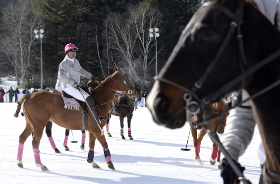 Snow Polo Tremblant 2016