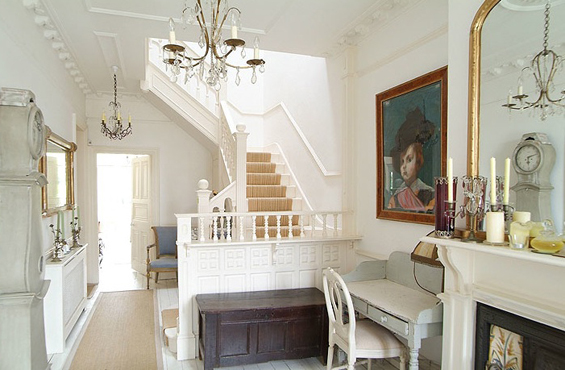 Decor inspiration Edwardian Cottage