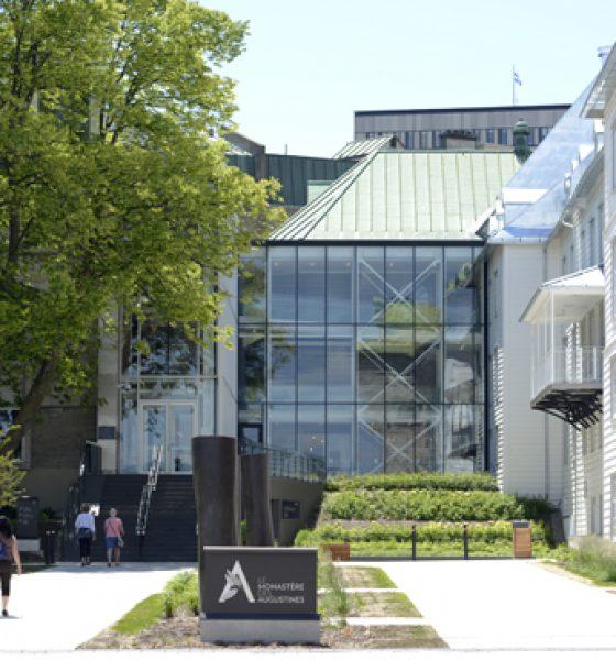 Le Monastère des Augustines à Québec