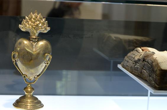 Monastere des Augustines artifact