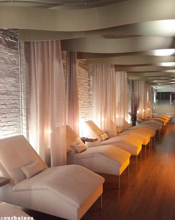 Spa St James Relaxation Room