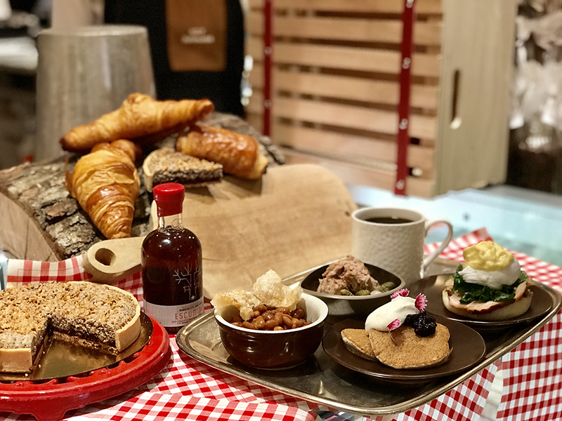 Marché Artisans Maple Brunch 2019