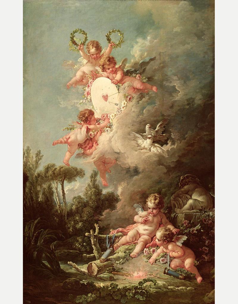 Les Amours des Dieux by François Boucher