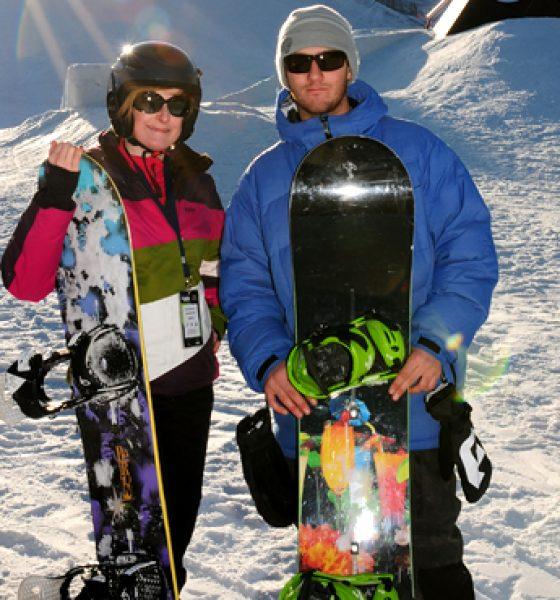 (Français) Snowboard Jamboree 2011