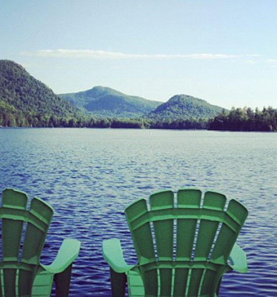Côté Nord Tremblant, Suites-sur-lac: Summer camp for grown-ups