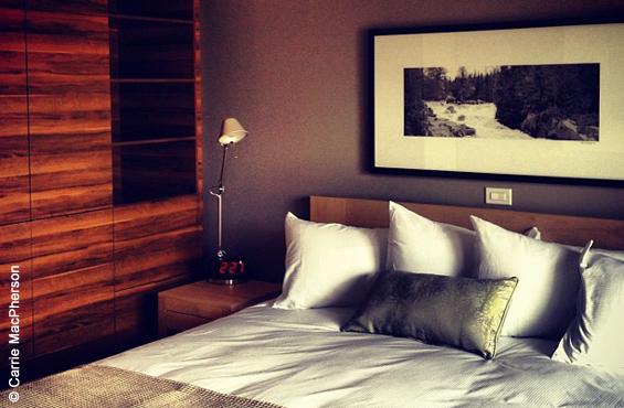 Cote Nord tremblant suites sur lac contemporary suites