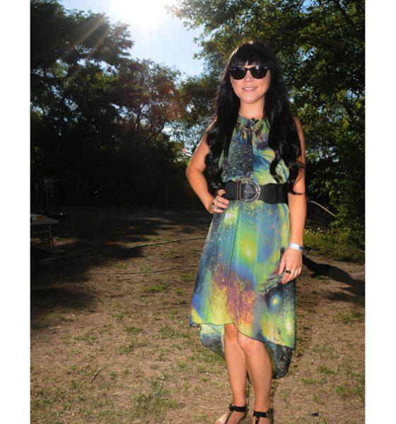À la mode Osheaga 2012