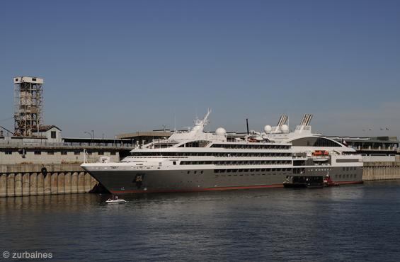 Le Boreal bateau croisiere cruise ship