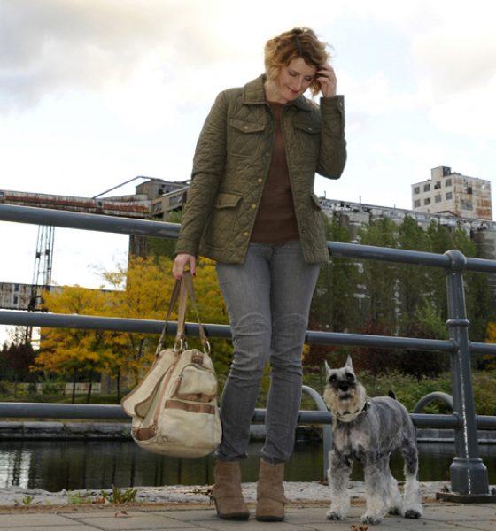 L'automne, L'Équipeur et mon chien
