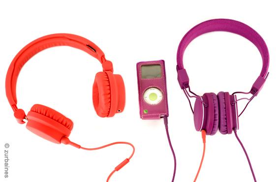 Zinken and Plattan headphones Urbanears
