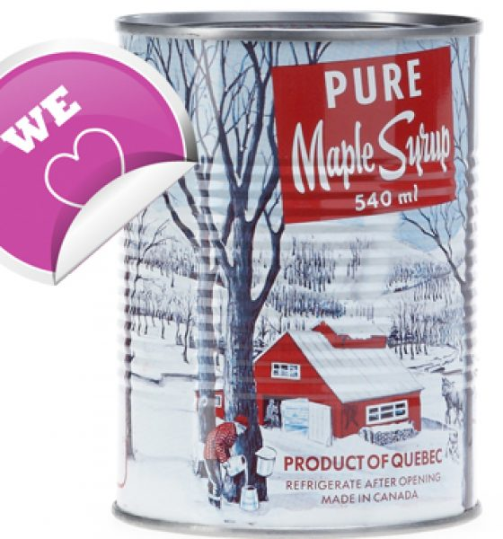 (English) Mad about maple: Celebrating Quebec's liquid gold