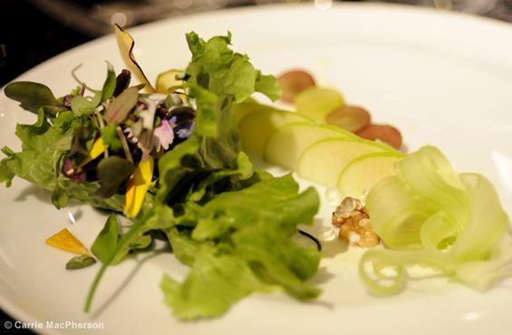 Waldorf salad reinvented