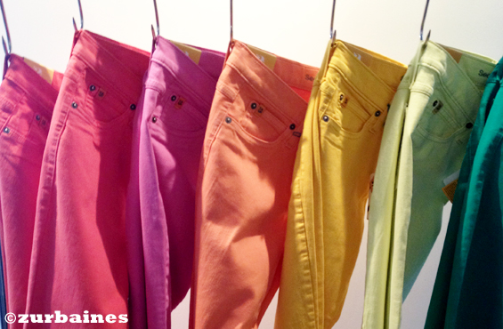 second yoga jeans spring 2013