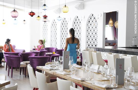 Zyara lounge