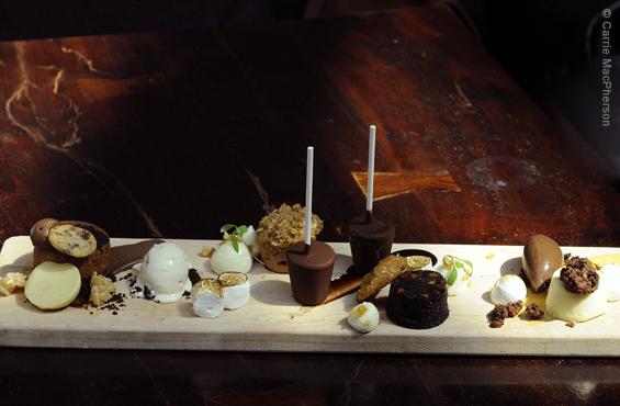 Le local desserts