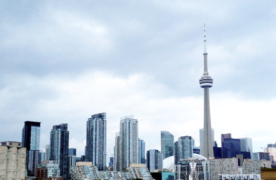 Toronto zurbaines