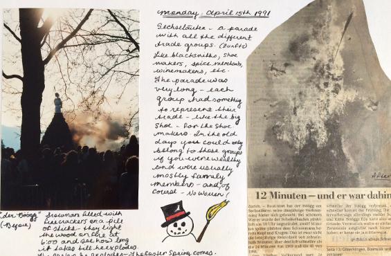 Sechselauten boogg 1991