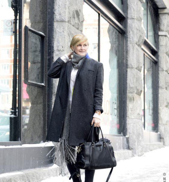 Style d'hiver chic avec des nouveaux baskets-bottes Nike
