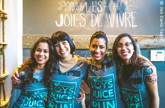 Joys Juice Girls