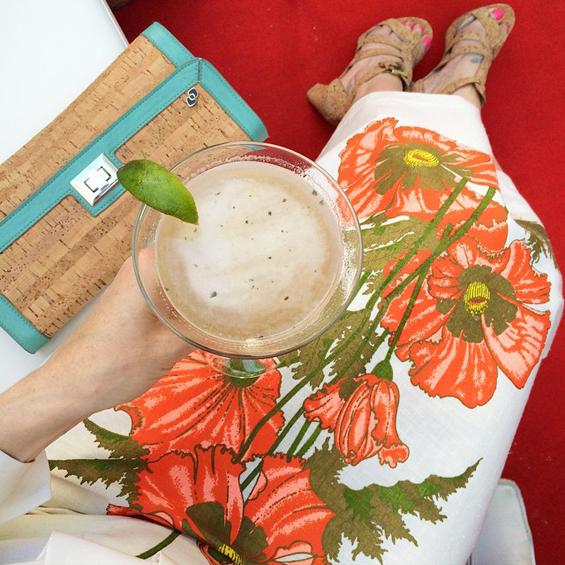 Cocktail Le Renoir Sofitel