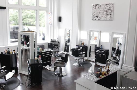 Maison Privee barbershop