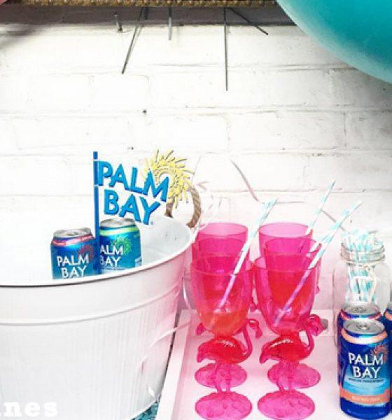 Une soirée de filles avec Palm Bay Spritz