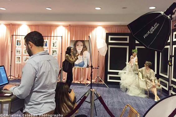 BTS CEP glam shoot studio