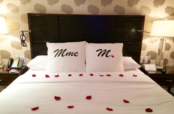 Couple getaway Ritz-Carlton Montreal