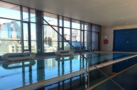 Ritz-Carlton Montreal Pool