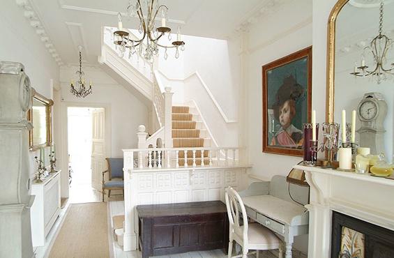Decor inspiration Edwardian Cottage