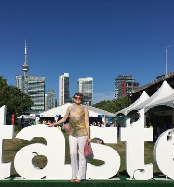 Taste of Toronto avec Nespresso