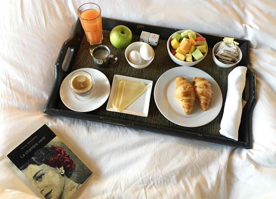 Room Service Germain Hotel