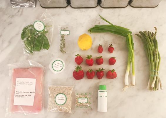 Miss Fresh Strawberry Balsamic Chicken