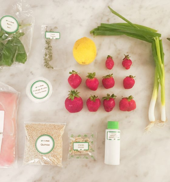 Eat healthy at home with MissFresh