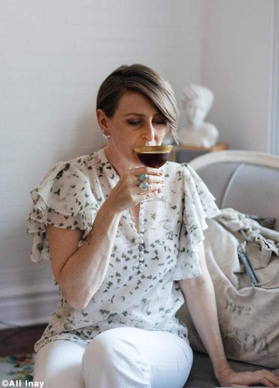 Nespresso Martini Carrie MacPherson