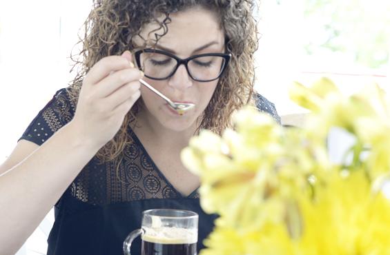 Nespresso tasting