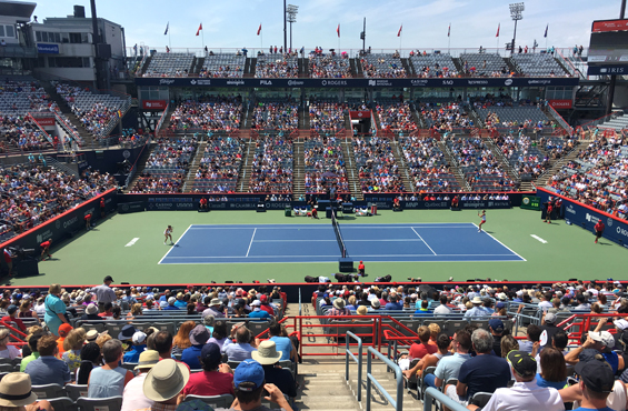 Rogers Cup Coupe Rogers 2016