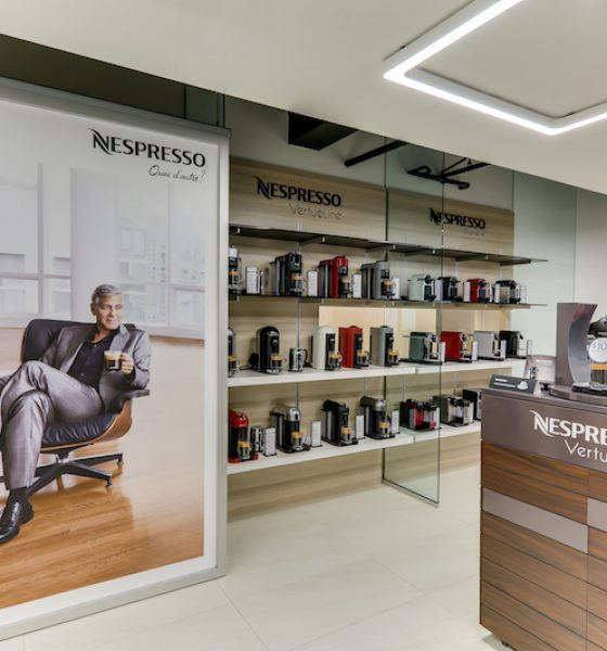 Gourmet learning at the Nespresso Academy